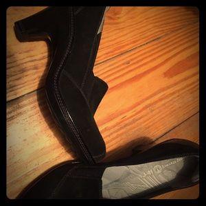 J-41 heels, size 10